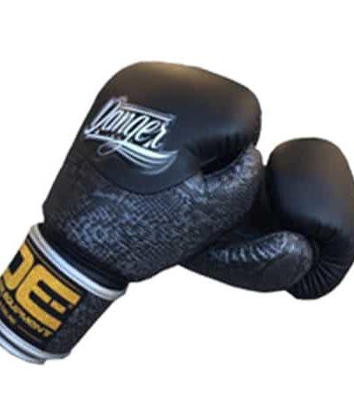 Dangers grymma boxningshandskar