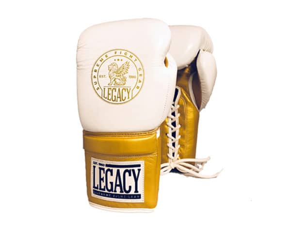 Boxningshandskar i 100% läder