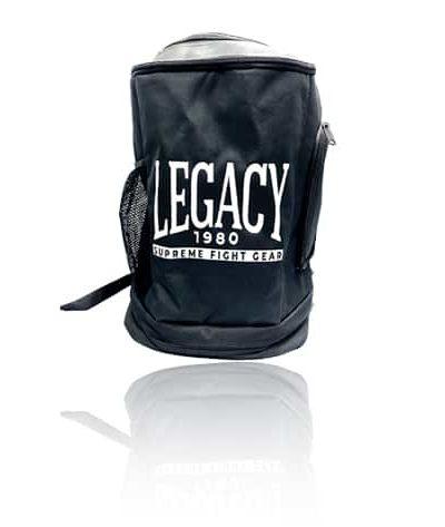 Snygg ryggsäck att förvara dina boxningshandskar i