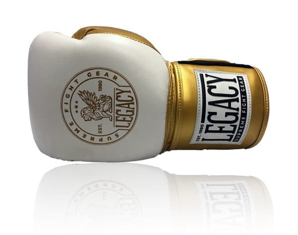 Boxarhandske i läcker design
