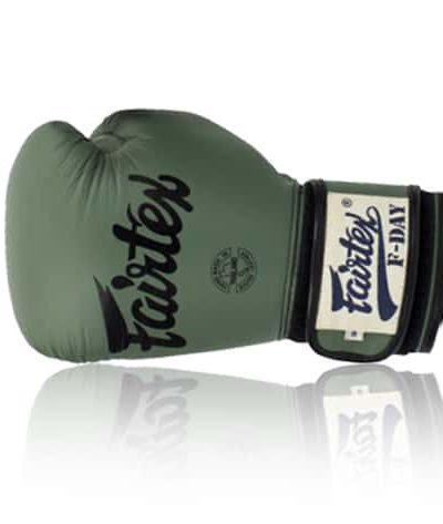 Bra boxningshandske från Fairtex