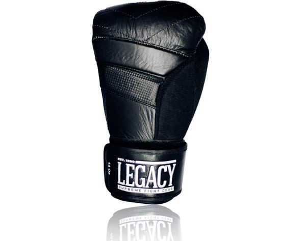 Perfekt boxningshandske för kampsortare
