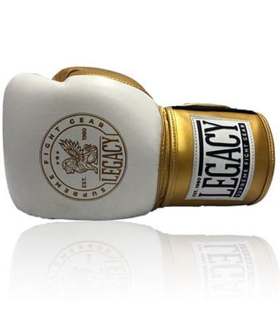 Boxningshandske med bra stoppning för sparring