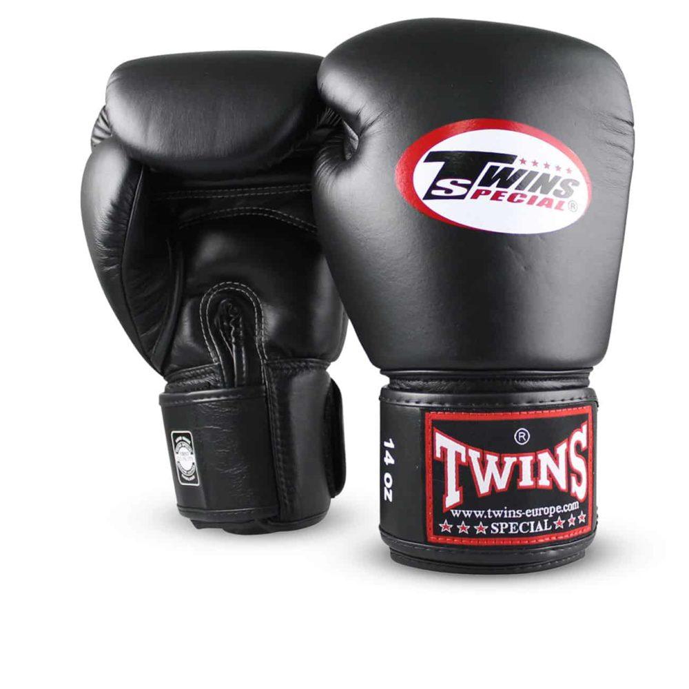 Boxningshandskar från Twins i läder
