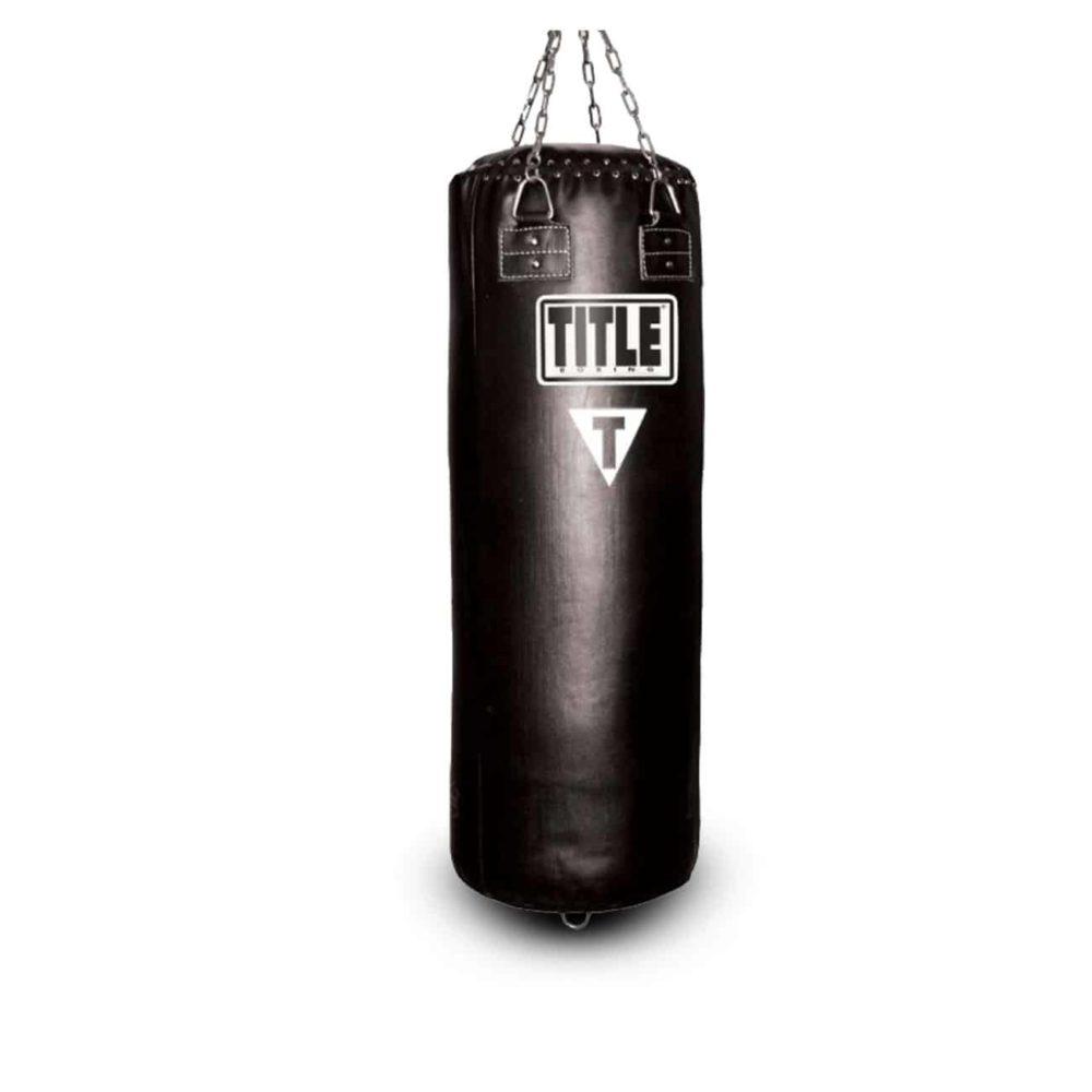 Boxningssäck med tung stoppning