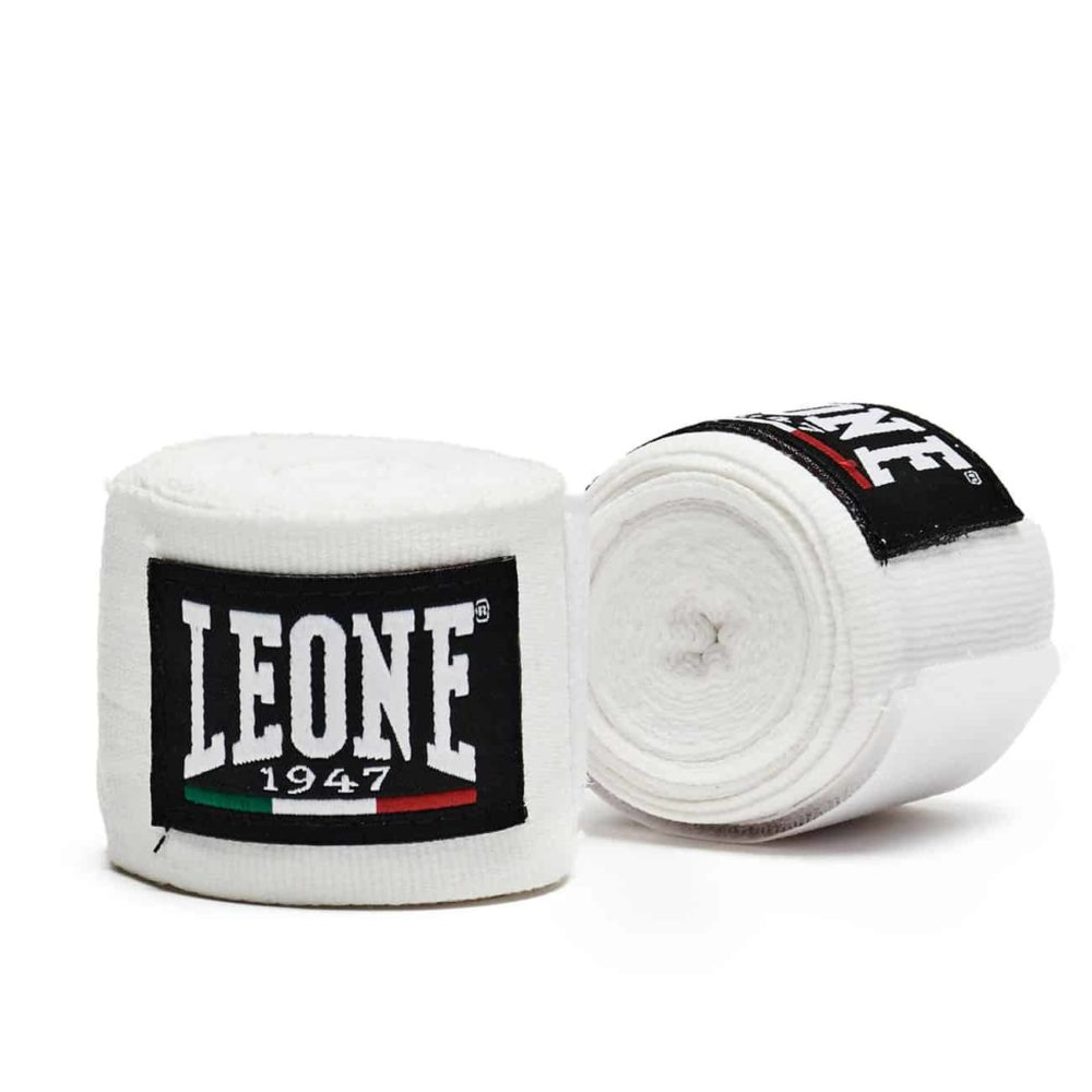 Vita handlindor från Leone