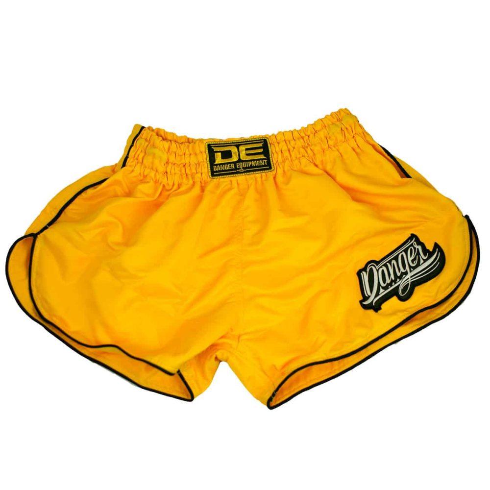 Retro style Muaythai shorts