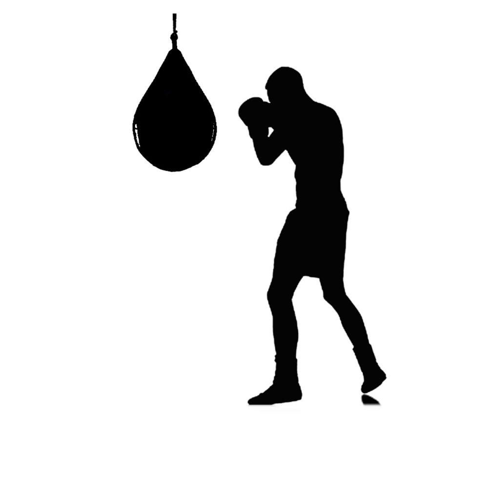 Storlek på boxningssäck