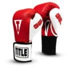 Sparringhandskar för boxning